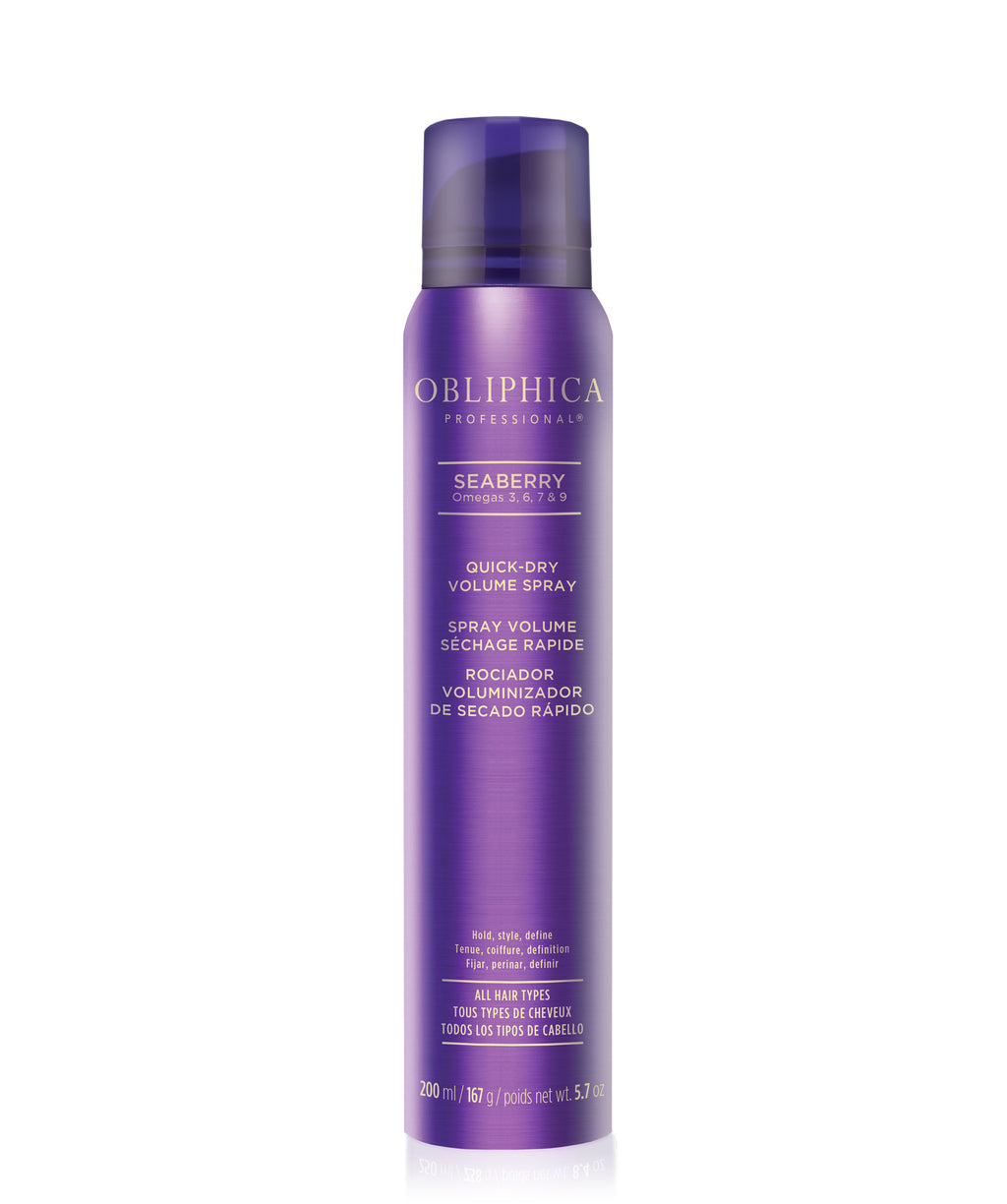 Seaberry Quick-Dry Volume Spray