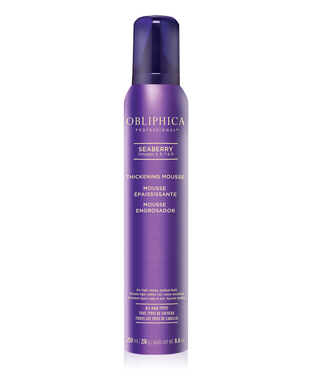 Seaberry Thickening Mousse