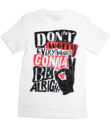 The Be Alright Men's T-Shirt