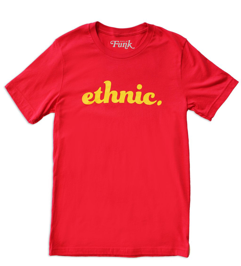 The Ethnic T-Shirt