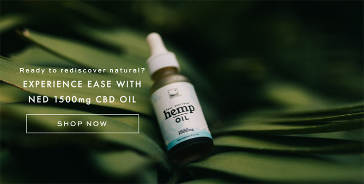Pain Relief with Organic CBD Oil