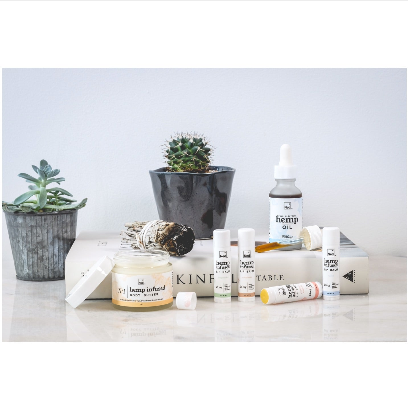 Ned | Wellness, simplified  The world's best natural remedies