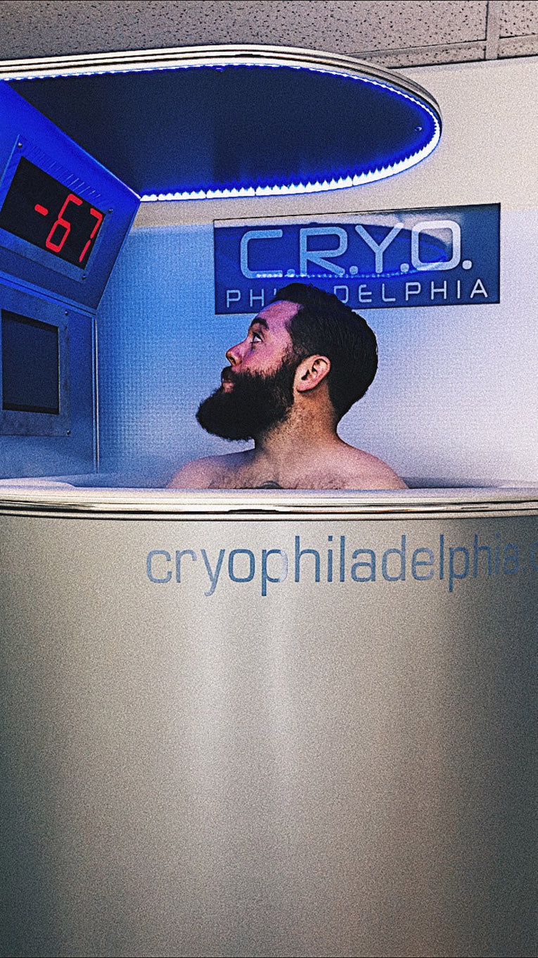Cryotherapy Health Benefits Ned Hemp Products