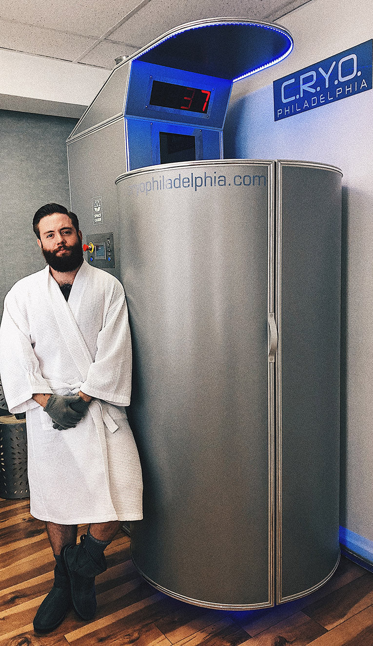 What is Cryotherapy Ned CBD Products