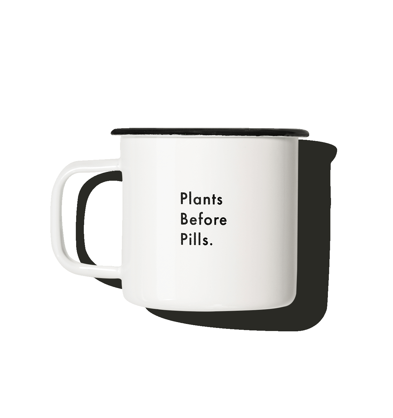 Plants Before Pills Mug