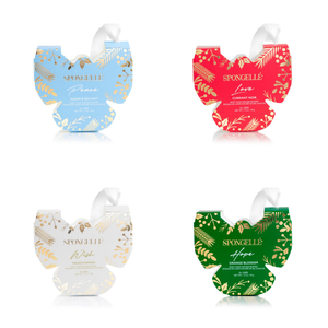 Spongellé - Holiday Butterfly Assorted Pack