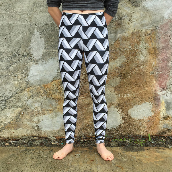 Nebraska Leggings [Black]