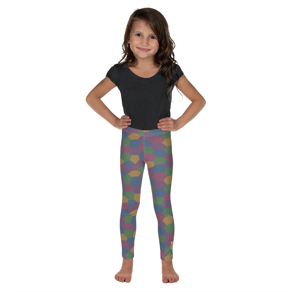 Aviation Kid Leggings [Sky]