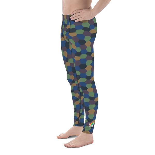 Aviation Man Leggings [Field]