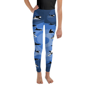 Orca Youth Leggings