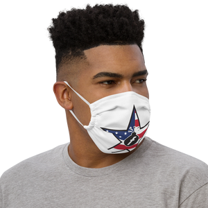FBomb Patriot face mask