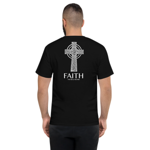 Faith is the Real FBomb Champion T-Shirt - Dark