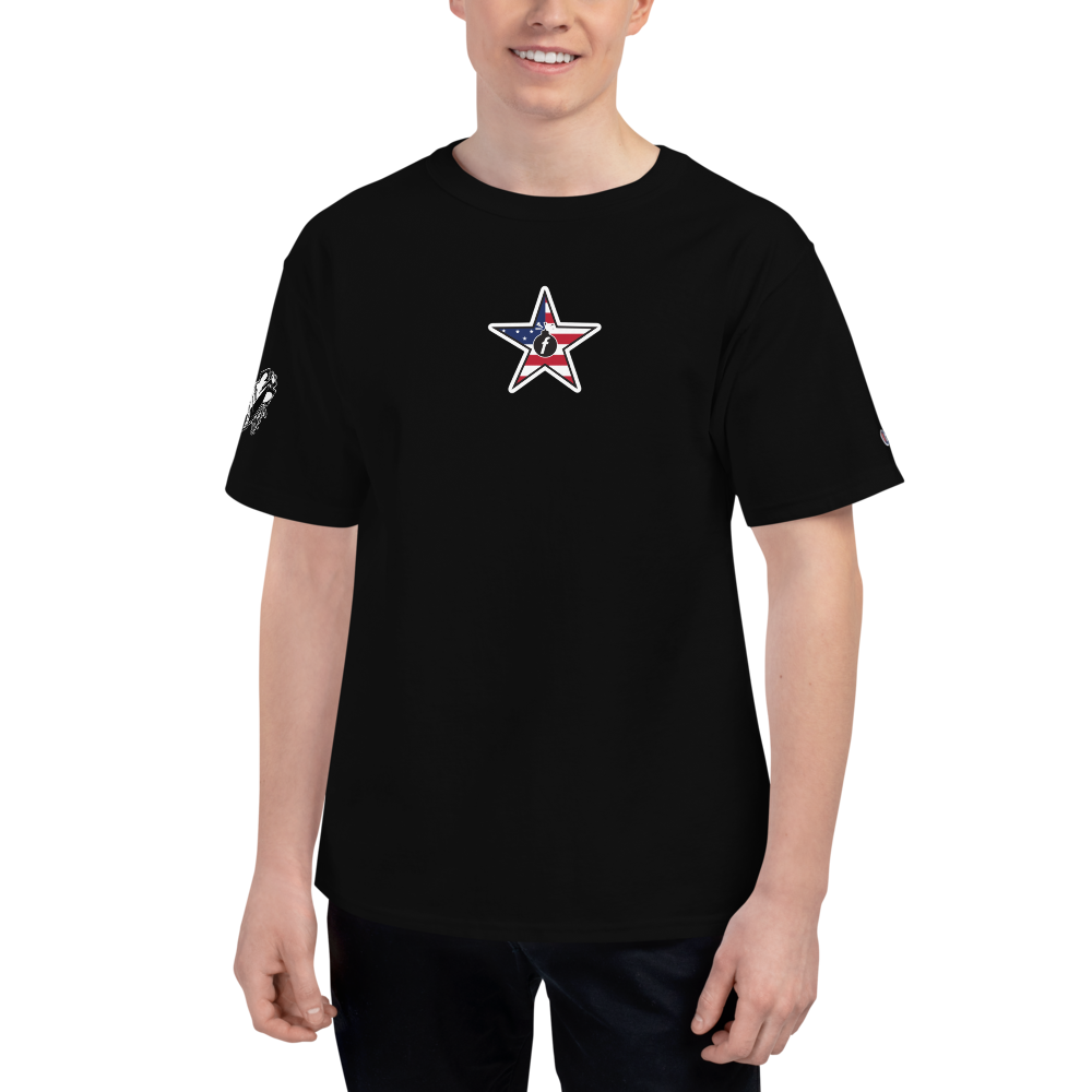 FBomb Patriot Champion T-Shirt