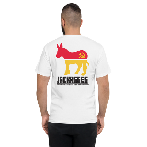 Jackasses FBomb Champion T-Shirt - Light