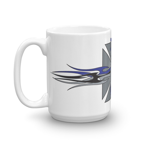 FBomb Maltese Cross Mug