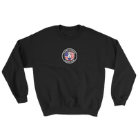 Modern Patriot FBomb Dark Colored Sweatshirt