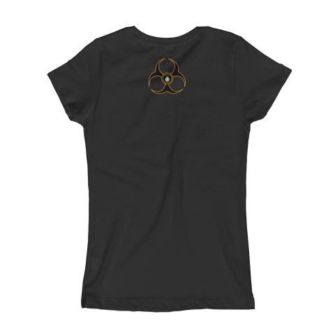Girl's Biohazard FBomb T-Shirt