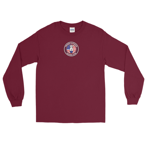 Patriot FBomb Logo Long Sleeve T-Shirt