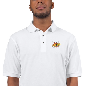 FBomb Dreamlove Premium Sports Polo - Light