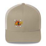 Dreamlove FBomb Cartoon Trucker Cap