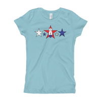 Girl's Patriot FBomb T-Shirt