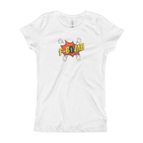 Dreamlove Cartoon FBomb Girl's T-Shirt
