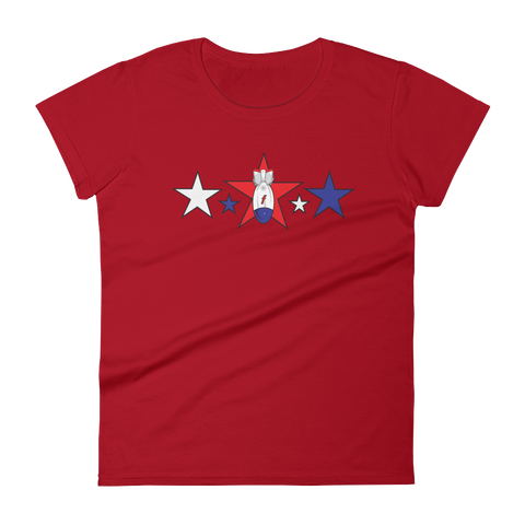 Patriot Women's Short Sleeve T-shirt