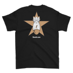 FBomb Brown Bomb Short Sleeve T-Shirt - Dark Shirts