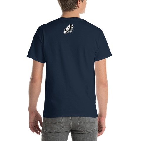 Short Sleeve Falling FBomb T-Shirt