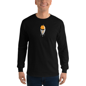 FBomb Cartoon Long Sleeve T-Shirt