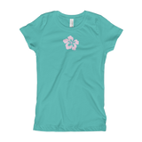 Girl's FBomb Flower T-Shirt