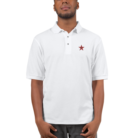 FBomb Militia Premium Sports Polo - Light