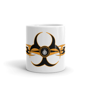 FBomb Biohazard Tribal Mug