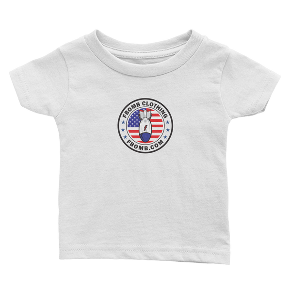 Modern Patriot FBomb Infant Tee