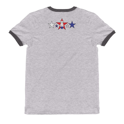 Ringer Patriot FBomb T-Shirt