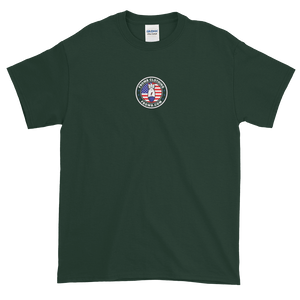 Modern Patriot FBomb Dark Colored Short-Sleeve T-Shirt