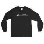 Original FBomb Retro Long Sleeve T-Shirt (dark)