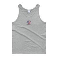 Modern Patriot FBomb Light Colored Tank top