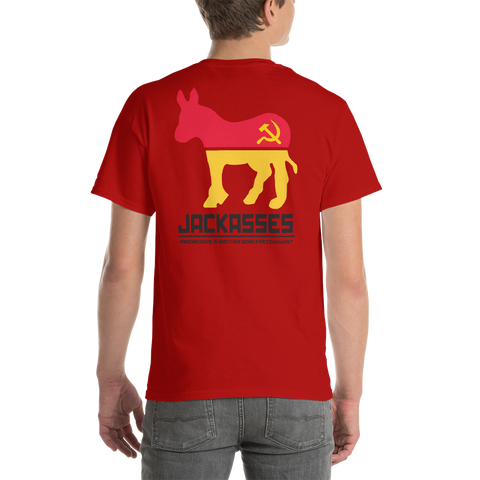 Progressive Is Another Word for Communist FBomb T-Shirt