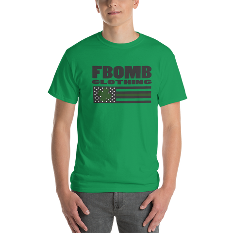 FBomb St. Patty's Short Sleeve T-Shirt