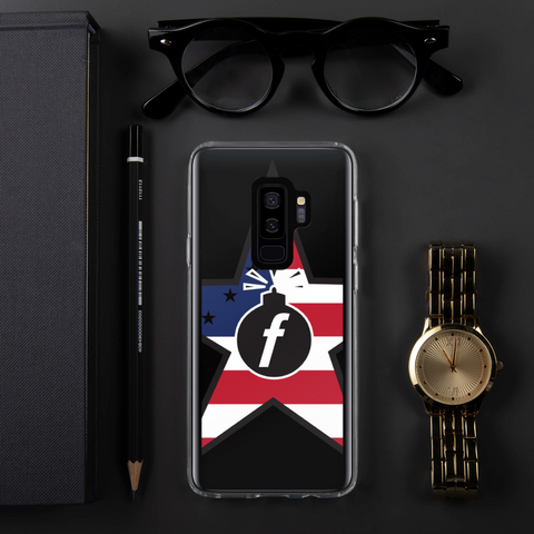 FBomb Patriot Samsung Case