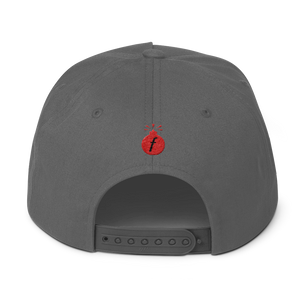 FBomb Clothing Flat Bill Cap