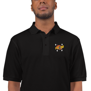 FBomb Dreamlove Premium Sports Polo - Dark