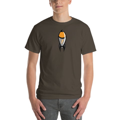 FBomb Cartoon Short-Sleeve T-Shirt