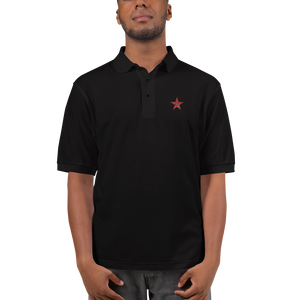FBomb Militia Premium Sports Polo - Dark