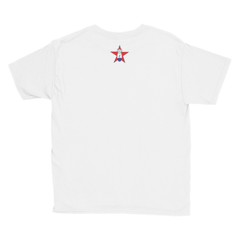 Youth Short Sleeve FBomb Patriot T-Shirt