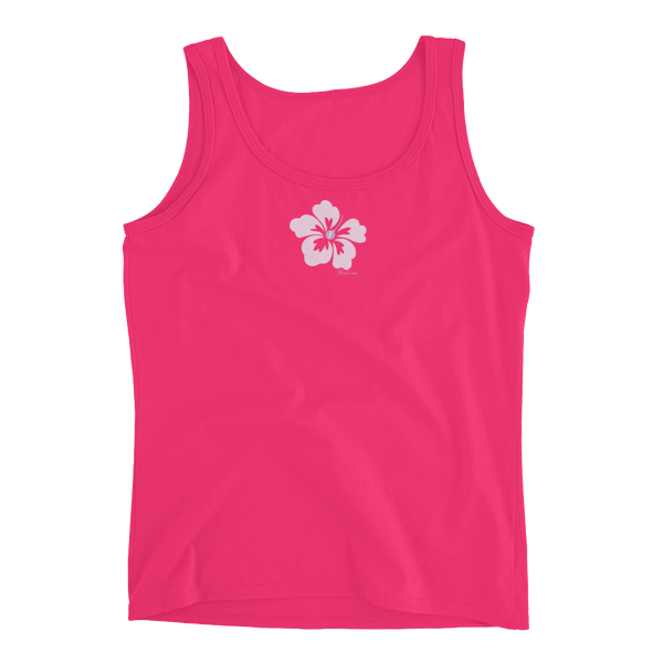 FBomb Flower Ladies' Tank