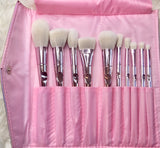 PINK BRUSH SET - 10 pcs