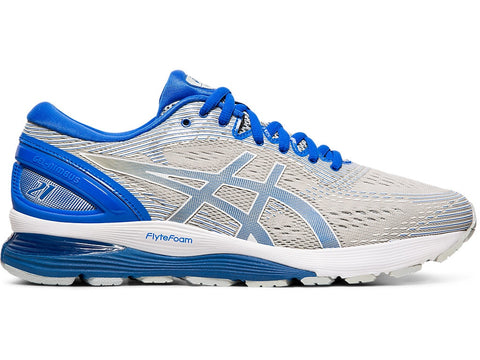 Men's Asics Gel Nimbus 21 - men's running shoes - Sports 4