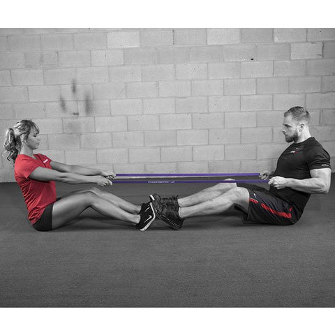 Resistance Bands - CoreFX Purple Band (25lbs - 80lbs) - Resistance Bands - Sports 4